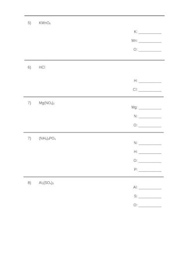 Percent Composition Worksheet Composition Praweb Viewpercent Composition Worksheet Solutions Find The Percent Compositions Of All Of The Elements In The Following Compounds 1