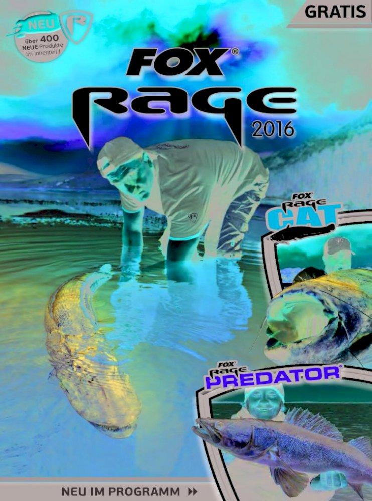 Fox Rage Fork Tail 18cm Neu Gummifisch alle Farben Raubfisch-Shop