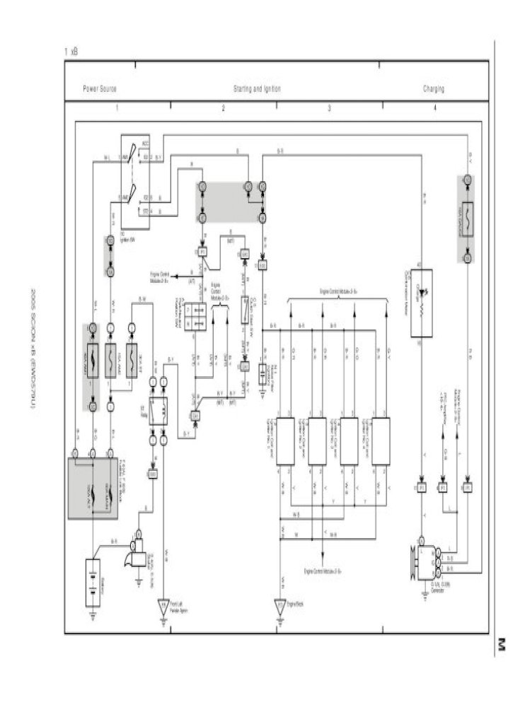 scion xb Overall Electrical Wiring Diagram  PDFSLIDE.NET