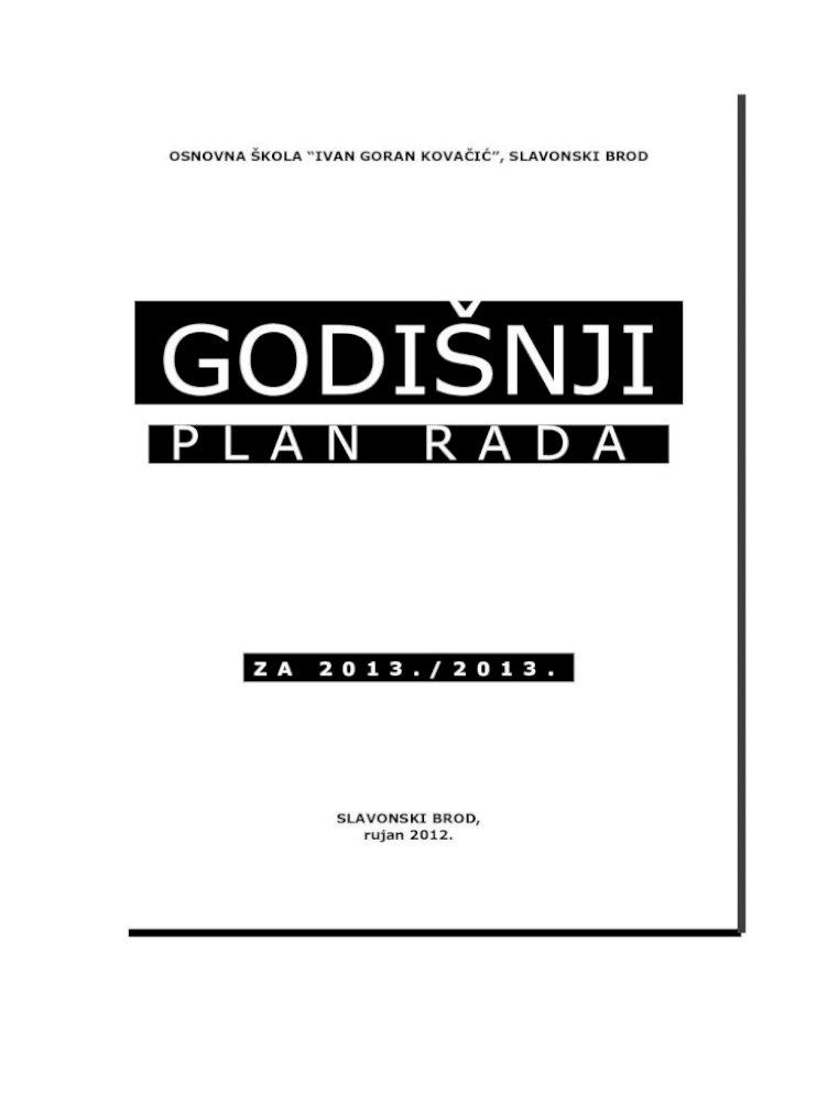 12 Os Ivan Goran Kovacic Slavonski Brod Godisnji Plan 2012 13 V04