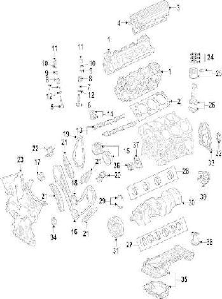 Toyota 13530-0P011 Engine Timing Sprocket