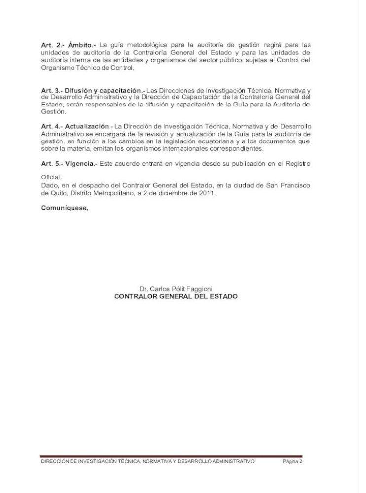 Guia De La Contraloria General Del Estado 47 Pdf