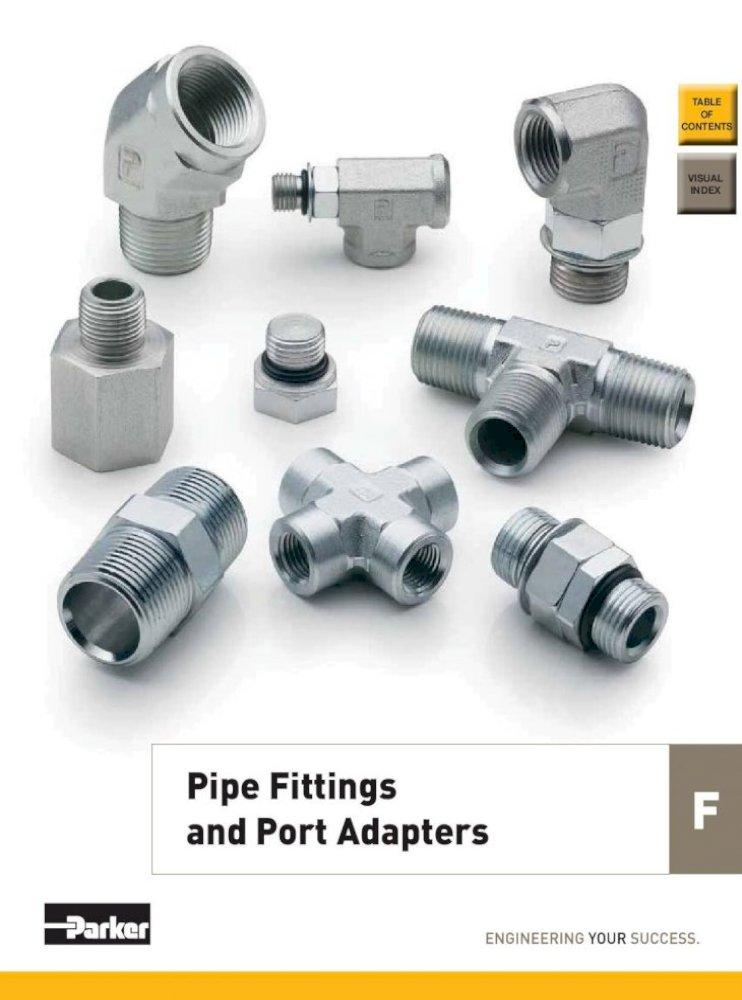 Hollow Hex Plug,3//4 In,BSPP PARKER VSTI3//4EDCF