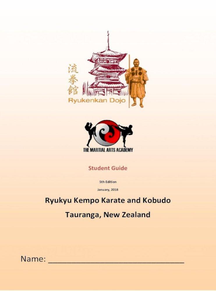 Shotokan Die fünf Dojo Regeln Dojo Kun Karate