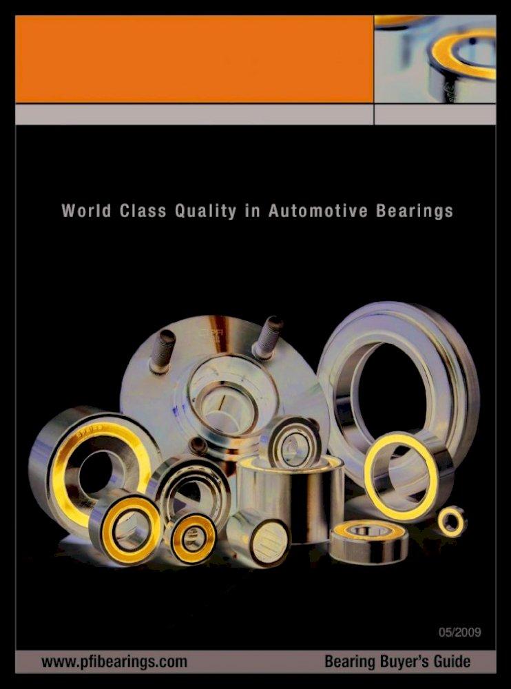 BCA Bearings 510018 Ball Bearing