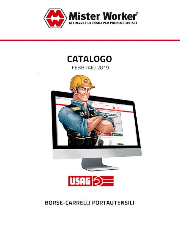 PANNELLO PORTAUTENSILI FORATO USAG 545 PT