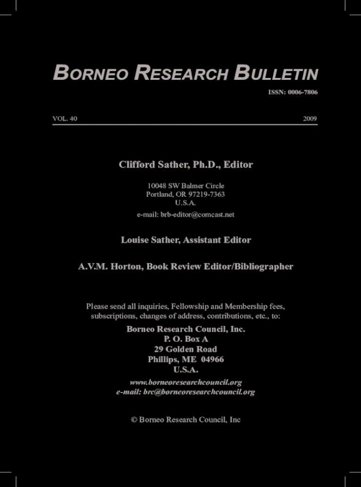 Volume 40 2009