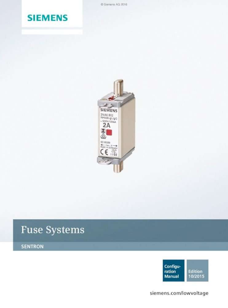 3NE3334-0B Siemens FUSE-LINK SITOR **New**3NE3  334-0B