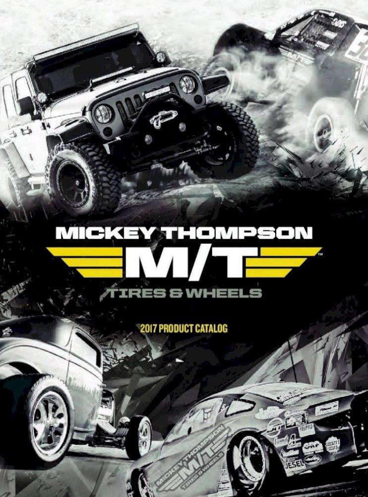 28X7.50-15LT 98T Mickey Thompson Sportsman Front Bias Tire